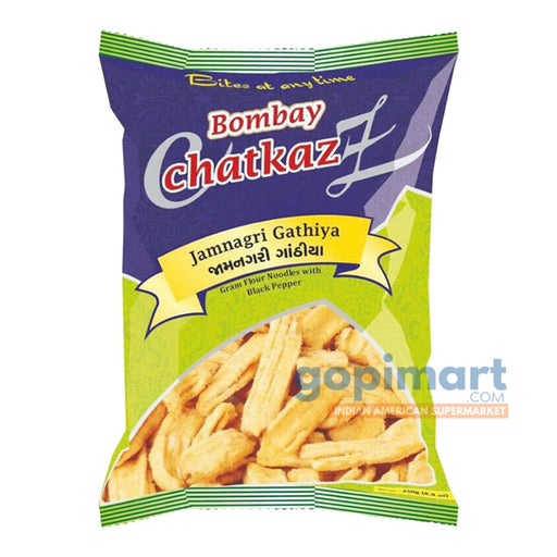 Bombay Chatkazz Jamnagri Gathiya