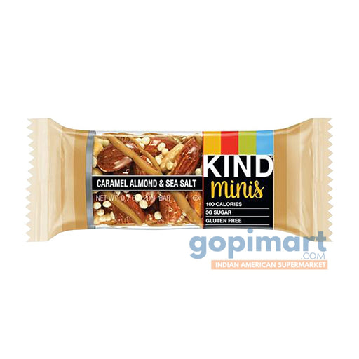 Kind Minis Caramel Almond & Sea Salt