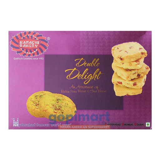 Karachi Fruit + Badam Pista (Double Delight)
