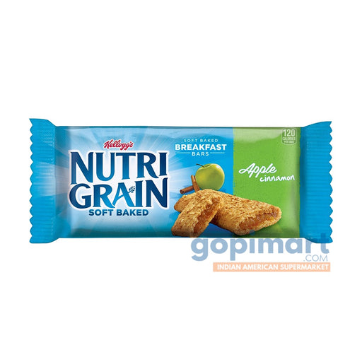 Kellogg's Nutri-Grain Bars Apple Cinnamon