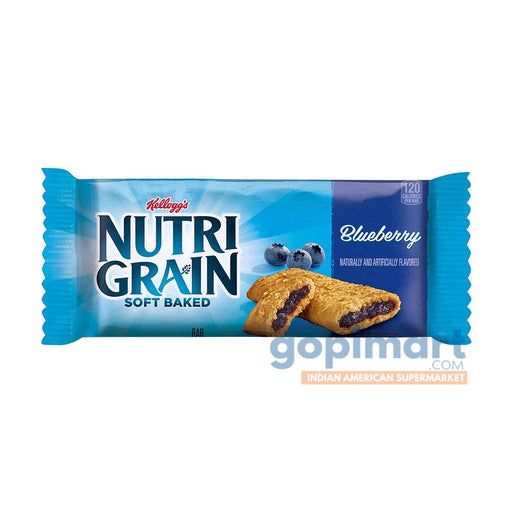 Kellogg's Nutri-Grain Bars Blueberry