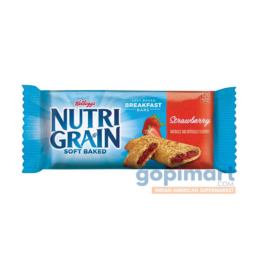Kellogg's Nutri-Grain Bars Strawberry