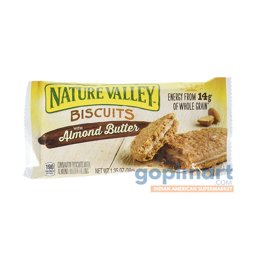 Nature Valley Biscuits Almond Butter