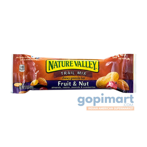 Nature Valley Fruit And Nut Chewy Granola Bars Trail Mix Snack Bars