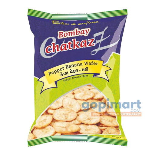 Bombay Chatkazz Pepper Banana Waffer