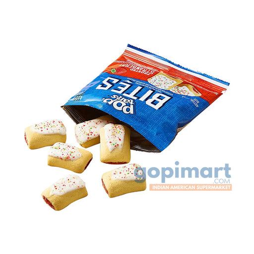 Pop-Tarts Bites, Frosted Strawberry