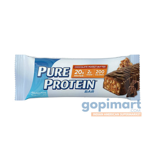pure protein bar chocolate chocolate peanut butter
