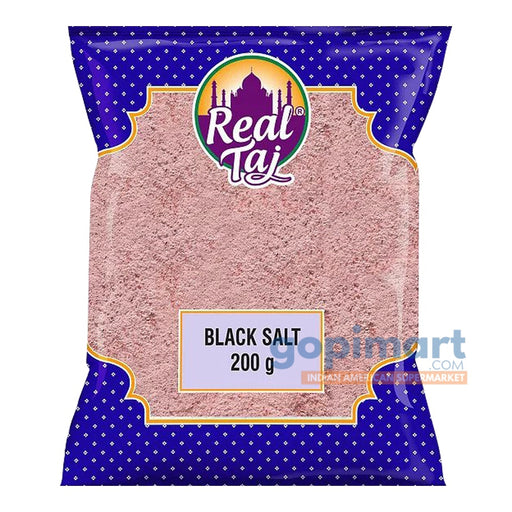 Real Taj Black Salt
