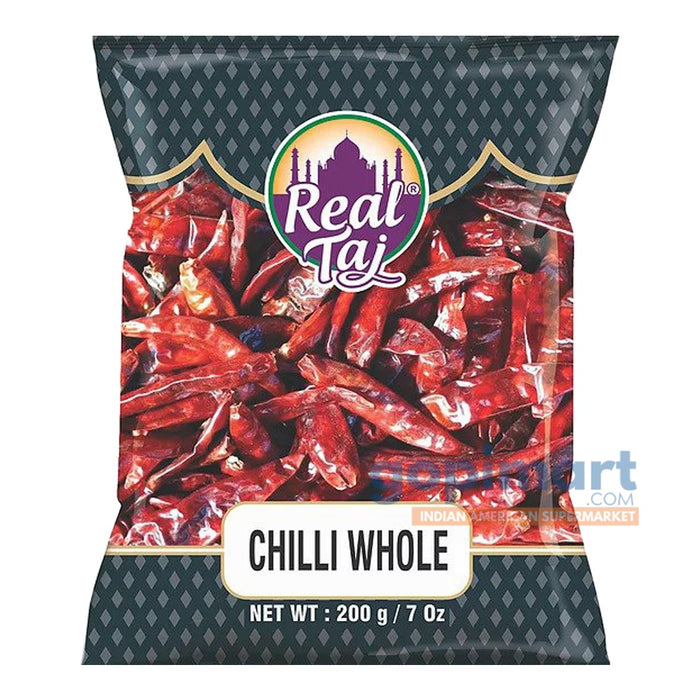 Real Taj Chilli Whole