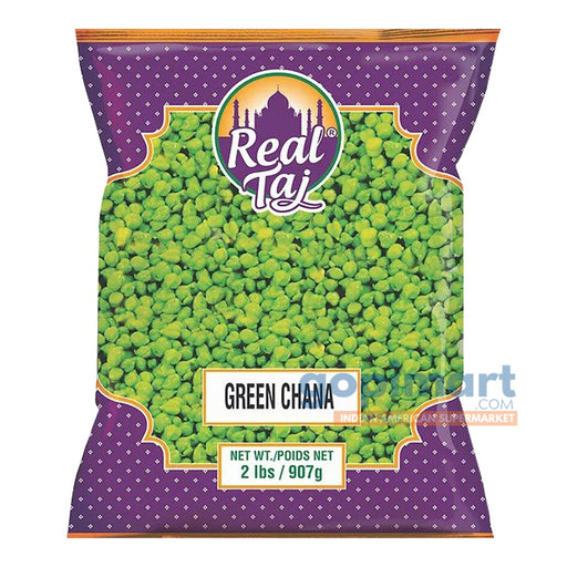 Real Taj Green Chana