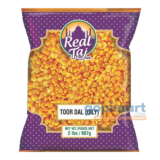 Real Taj toor Dal(oily)