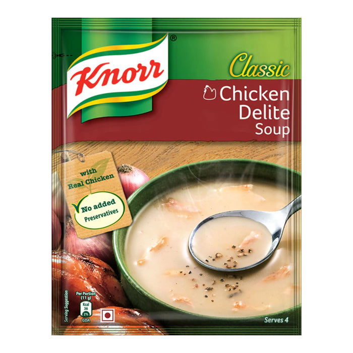 Knorr Chicken Delite Soup