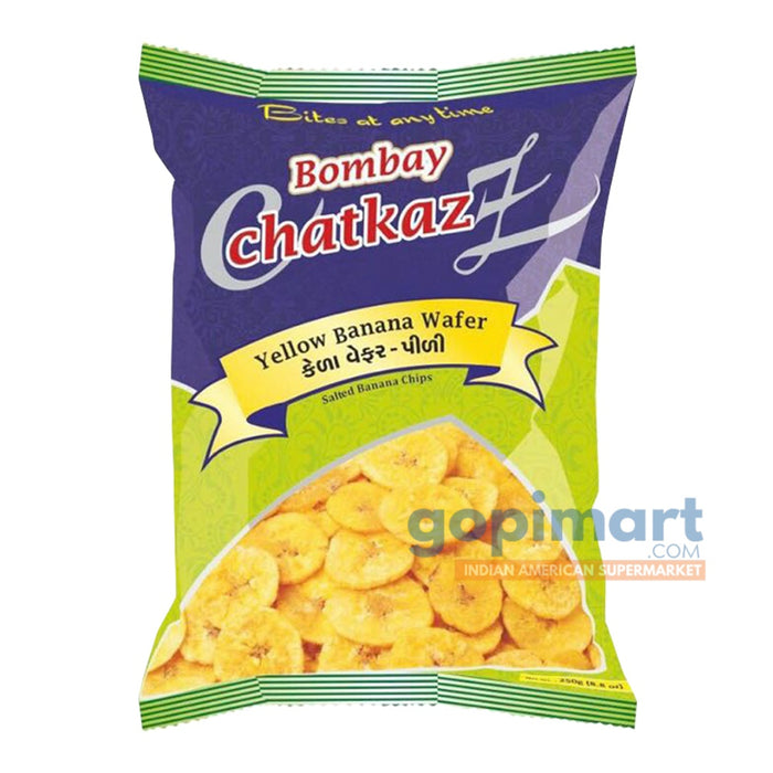 Bombay Chatkazz Yellow Banana Chips