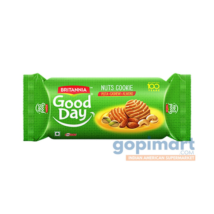 Britannia Good Day Nuts Cookie