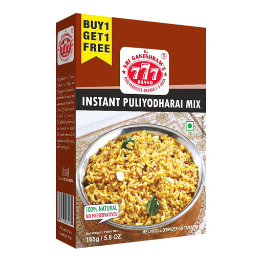 777 Instant Puliyodharai