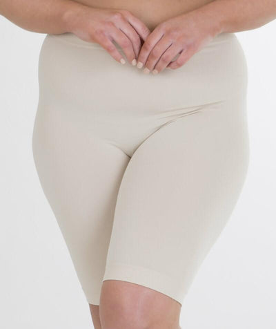 Sonsee Anti Chaffing Shorts Long Leg - Nude - Front - 2