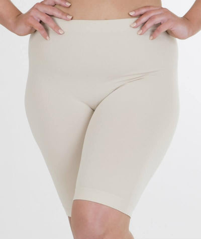 Sonsee Anti Chaffing Shorts Long Leg - Nude - Front