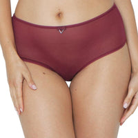 Curvy Kate Victory Short - Wine