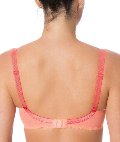 riumph Beauty-Full Darling Underwire Bra - Rosa Alcool - Back