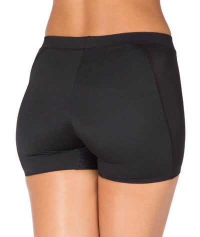 Triumph Triaction Sports Short - Black - Back