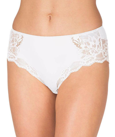 Triumph Amourette Charm Maxi Brief - White - Front