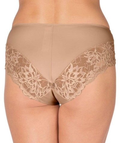 Triumph Amourette Charm Maxi Brief - Neutral Beige - Back