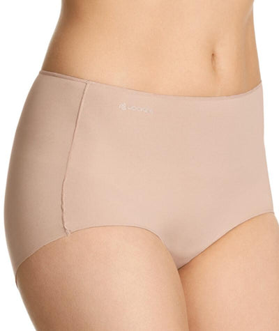 Jockey No Panty Line Promise Next Generation Microfibre Full Brief - Dusk