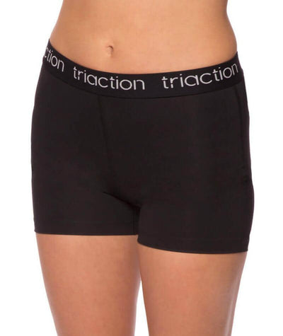 Triumph Triaction Cardio Panty Shorty - Black - Front - 2
