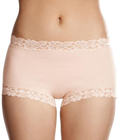 "Jockey Women Parisienne Cotton Full Brief - Dusk ""Front"""