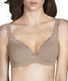 Berlei Barely There Luxe Contour Bra - Cafe Mocha