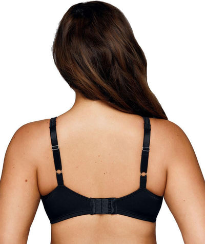 "Playtex Side Support and Smoothing Minimiser - Black/ Soft Taupe ""Back"""