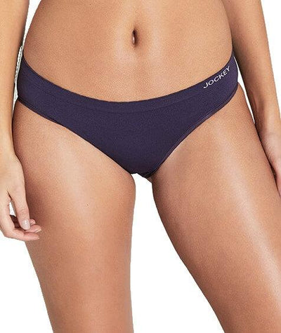Jockey Everyday Seamfree Bikini - Midnight Madness - Front