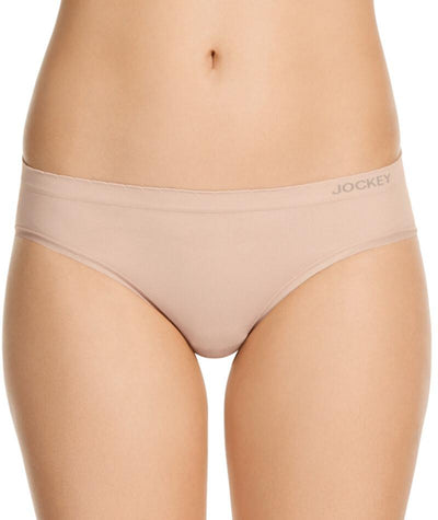 "Jockey Everyday Seamfree Bikini - Dusk ""Front"""