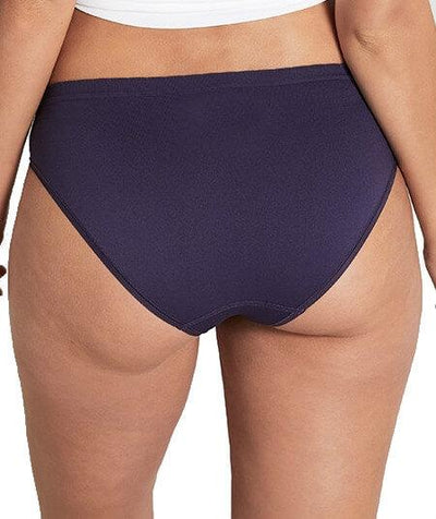 Jockey Everyday Seamfree Bikini - Midnight Madness - Back