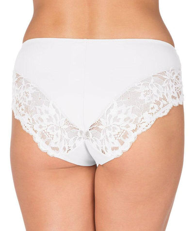 Triumph Amourette Charm Maxi Brief - White - Back