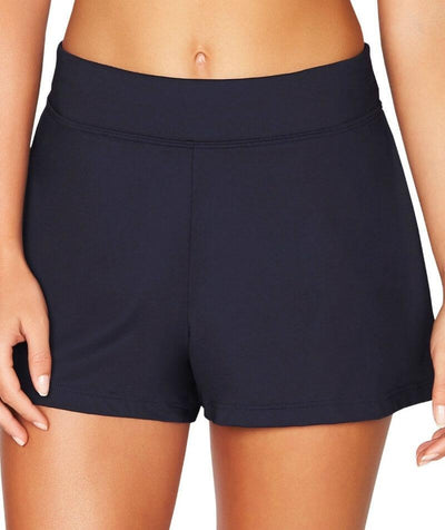 Sea Level Essentials Swim Shorts - Night Sky Navy - Front