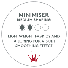 Triumph Sheer Minimizer Bra - Summer Berry