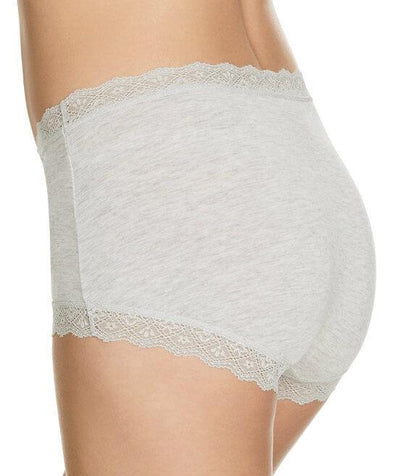 Jockey Parisienne Vintage Modal Full Brief - Overcast Marle - Back