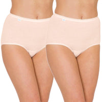 Sloggi Maxi Brief 2 Pack - Fresh Powder