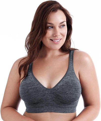 Playtex Comfort Flex Fit Wirefree - Gravel Grey
