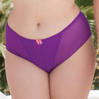 Curvy Kate Dottie Short - Violet