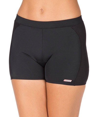 Triumph Triaction Sports Short - Black - Front