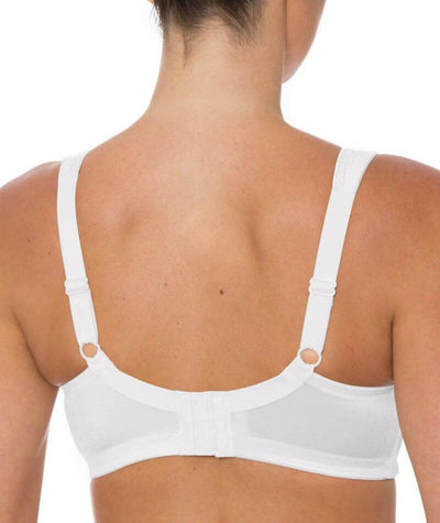 Triumph Endless Comfort Soft Cup Bra - White - Back