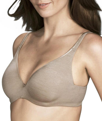 Berlei Barely There Contour Bra - Cafe Mocha - Side