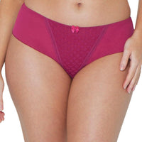Curvy Kate Dottie Short - Sangria