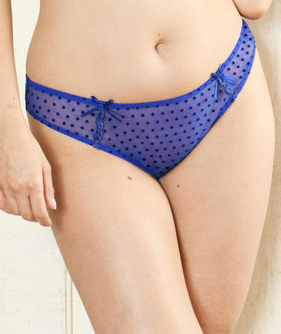 Curvy Kate Princess Brazilian Brief - Blue