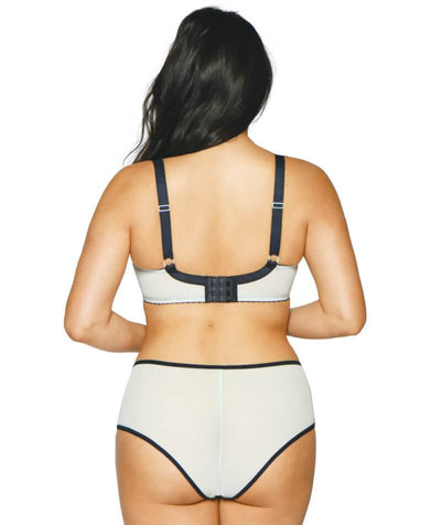 Curvy Kate Victory Viva Short - Charcoal/Mint