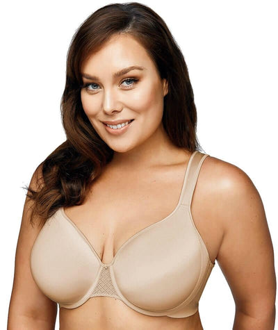 Playtex Perfect Lift Underwire Bra - Nude - Front