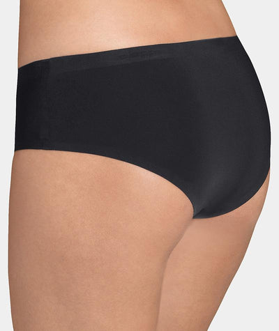 Triumph Sloggi Invisible Supreme Hipster Brief - Black - Back View