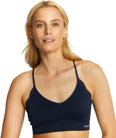 Jockey Everyday Seamfree Lace Crop Top - Captain Mccool